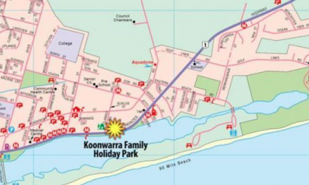 Koonwarra Family Holiday Park Lakes Entrance