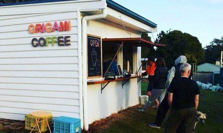 Origami Coffee Mallacoota