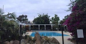 Swimming pool mallacoota hotel motel accomodation