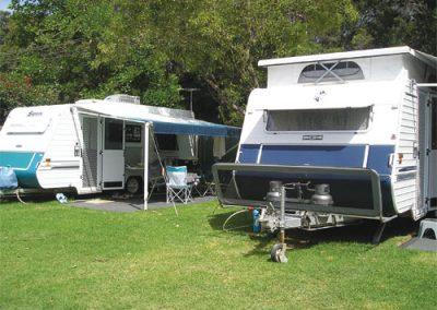 beachcomber caravan park mallacoota : camping