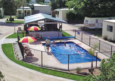 beachcomber caravan park mallacoota pool