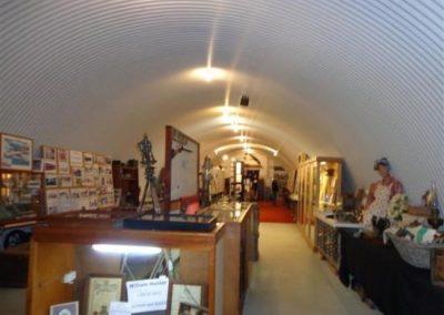 museum-inside-bunker- escape to gippsland