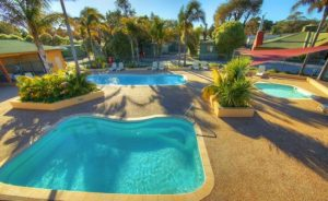 BIG4 Whiters Resort and Holiday Village, Lakes Entrance Accommodation