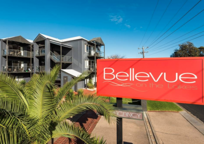 Bellevue On the Lakes accommodation Lakes Entrance groups-6