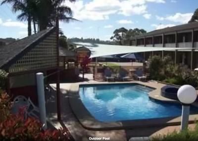 Black Swan Motor Inn Lakes Entrance