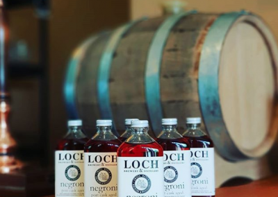 Loch Brewery and distillery - south gippsland gin and single malt whiskey