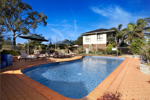 Paradise Apartments Accommodation Lake Bunga