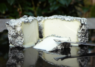 Prom Valley Cheese, Moyarra Valley, South Gippsland, Black Ash cheese