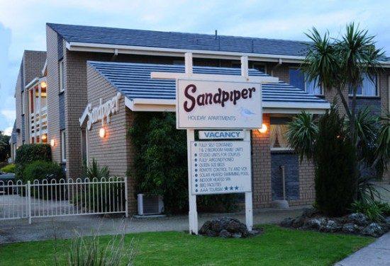 Sandpiper Holiday Apartments Accommodation Lakes Entrance
