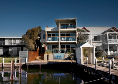 5 Knots Luxury Accommodation Metung East Gippsland Lakes -1
