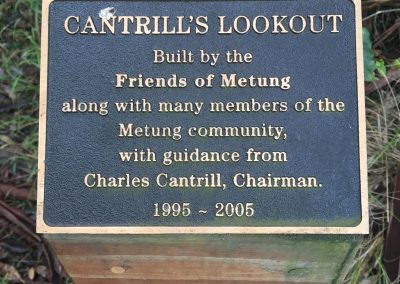 Cantrill's Lookout, Metung Boardwalk