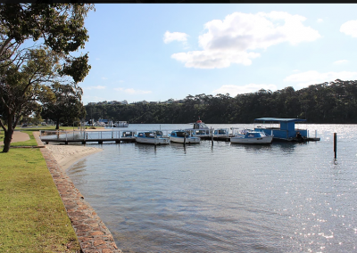 Lakeside Motel Waterfront Accommodation Lakes Entrance-3