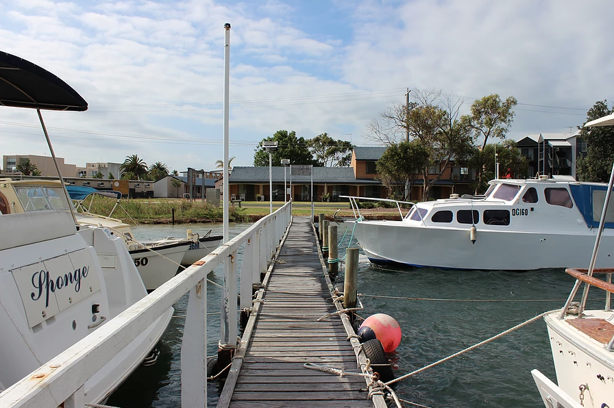 Lakeside Motel Waterfront Accommodation Lakes Entrance