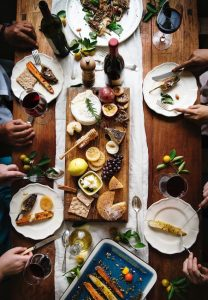 bread-cheese-cheese-platter-wine South Gippsland
