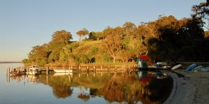 nungurner sunrise - gippsland lakes - accommodation, the cowyard