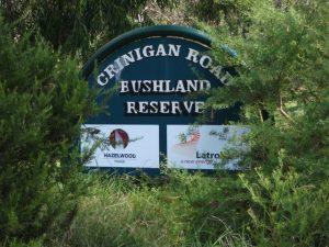 Crinigan Bushland Reserve
